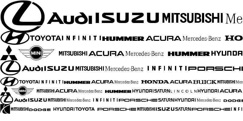 Sample of Auto Motive