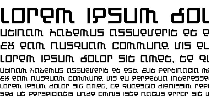 Sample of Automind Regular