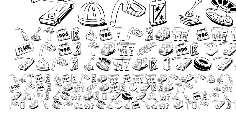 Sample of Automotive Regular