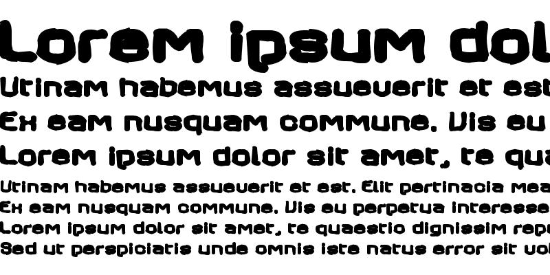 Sample of Axaxax Ink