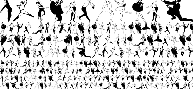Sample of BalletSketches