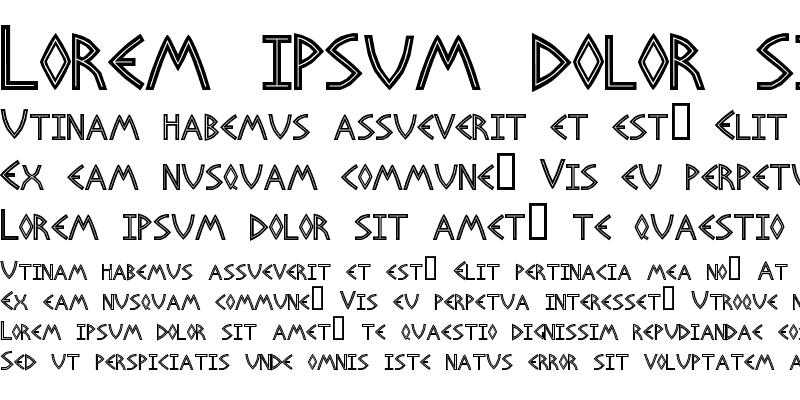 Sample of Basileus