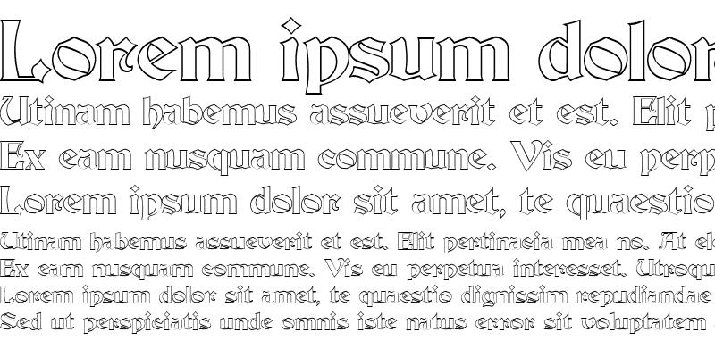 Sample of BasilikaOpen