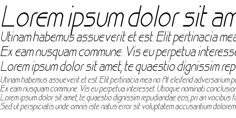 Sample of Basque-Condensed