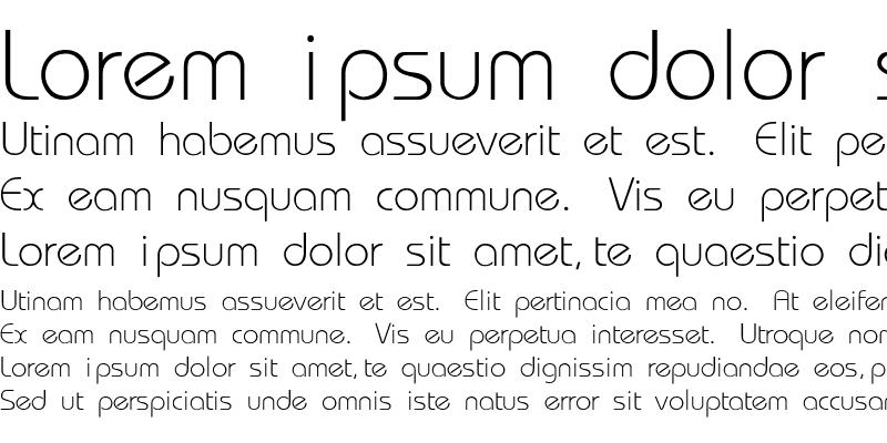 Sample of Bauhaus-Light-Light
