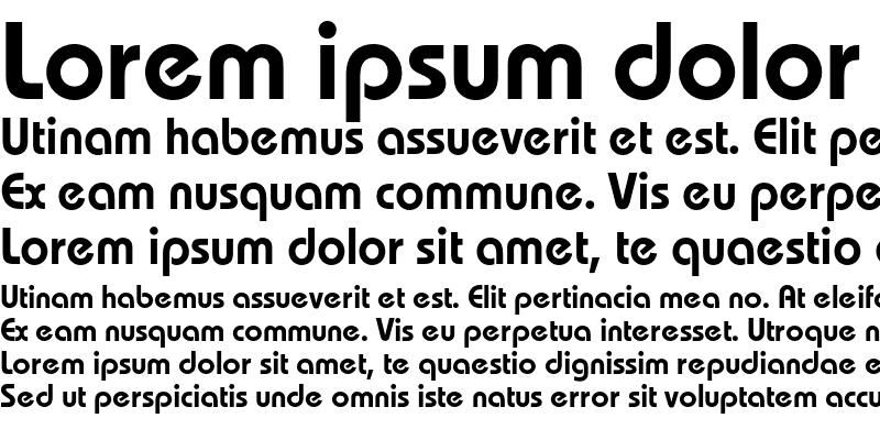 Sample of BauhausC
