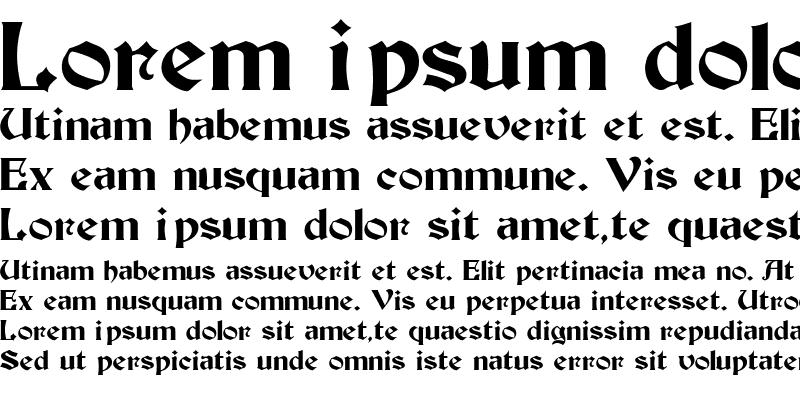 Sample of Becker-Medium