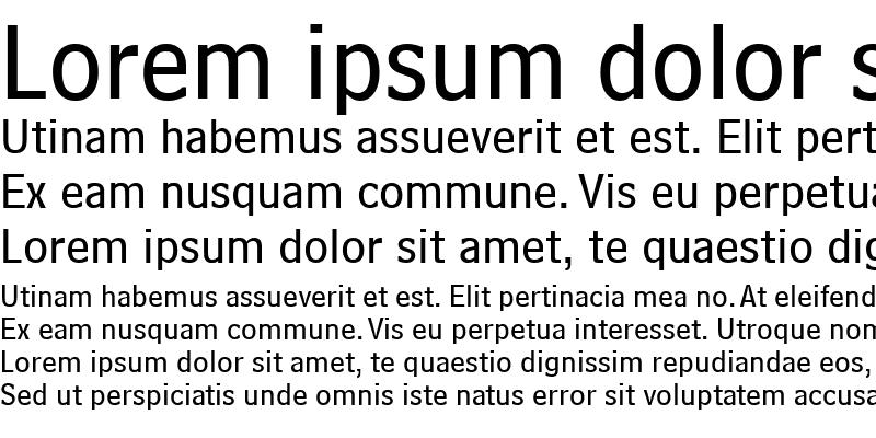 Sample of BellCentennialSub-Caption Roman