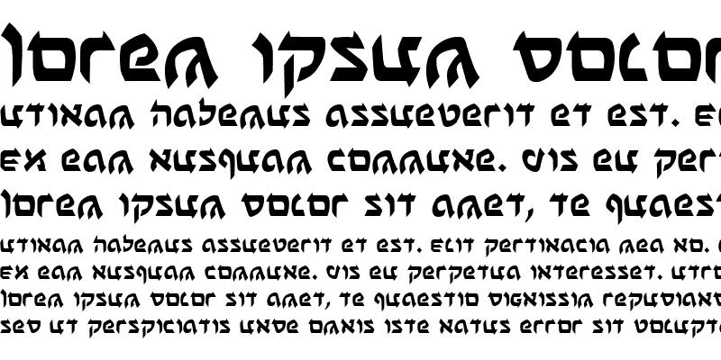 Sample of Ben-Zion