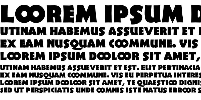 Sample of Berlinsans Expert
