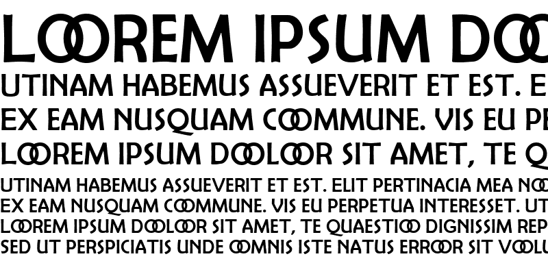 Sample of Berlinsans