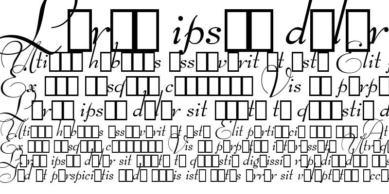 Sample of BernhardMod ItSwash BT