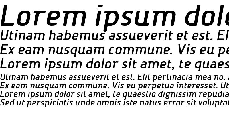 Sample of BetaSemi