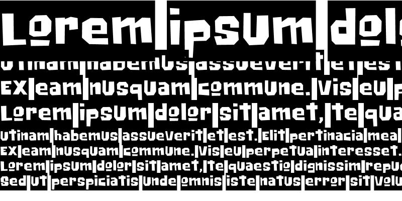 Sample of Big Chump BTN Reversed