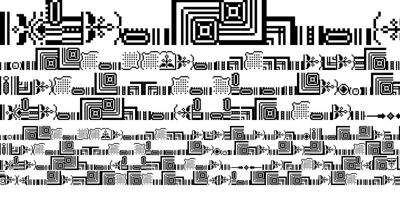Sample of Bit KitOrnaments