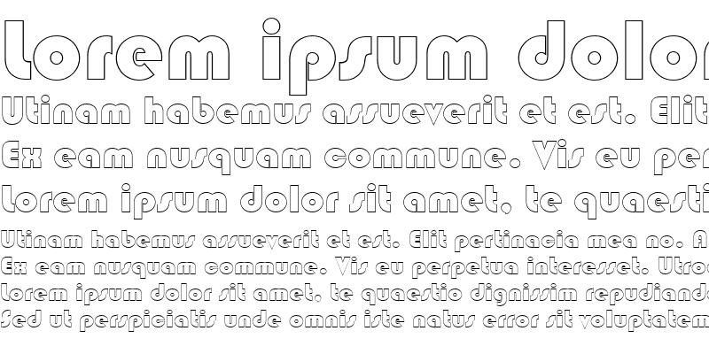 Sample of BlippoBlaDOu1 Regular