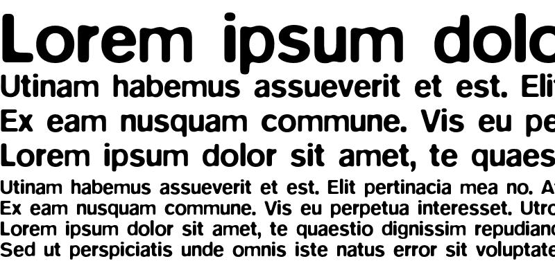 Sample of BlurMedium
