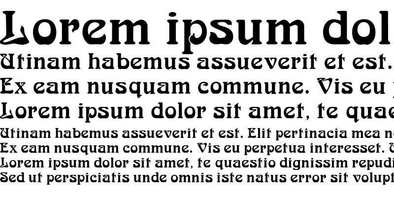 Sample of Bocklin