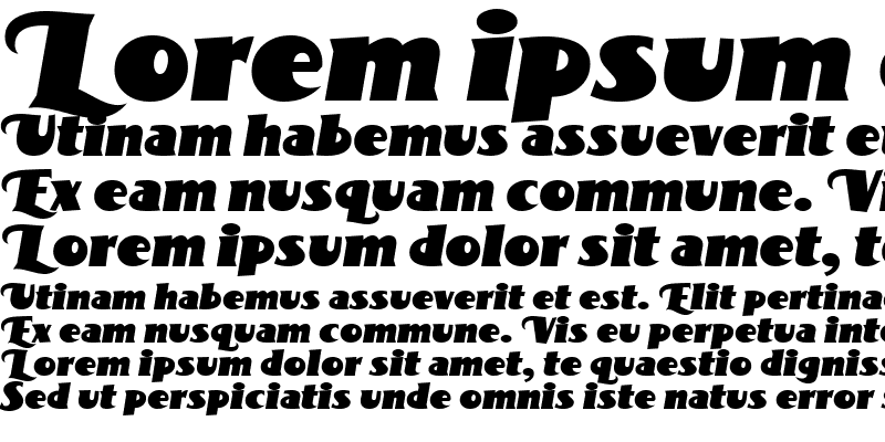 Sample of BottleKaps Swash Italic Regular