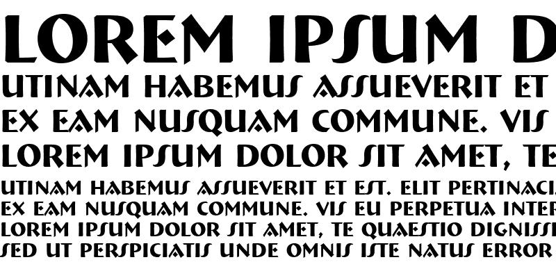 Sample of Bremen Bd BT Bold
