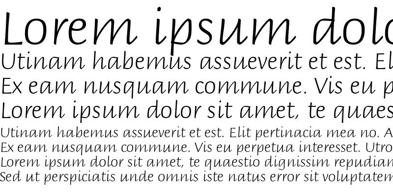 Sample of BriemScript