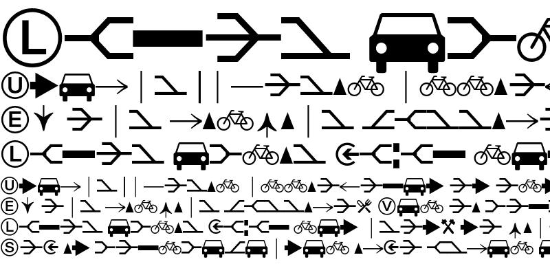 Sample of Bundesbahn Pi 3