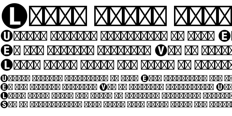 Sample of Bundesbahn Pi Std 1