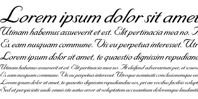 Sample of Byron Medium