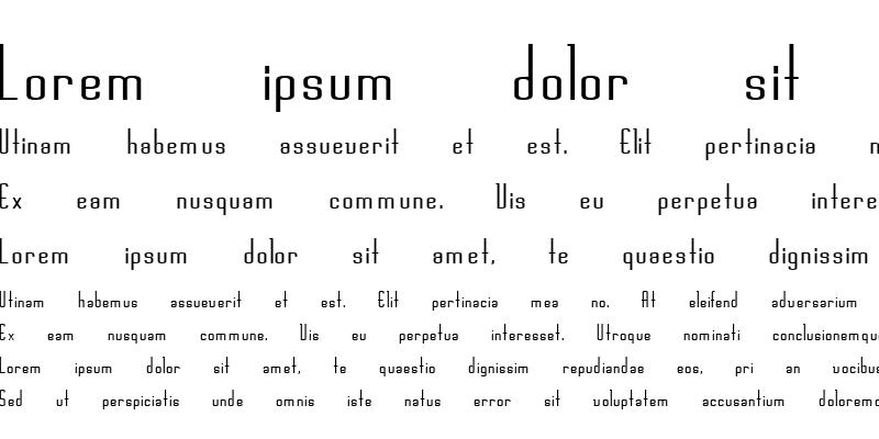 Sample of Calamaro-Bold