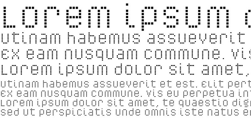 Sample of Caliper