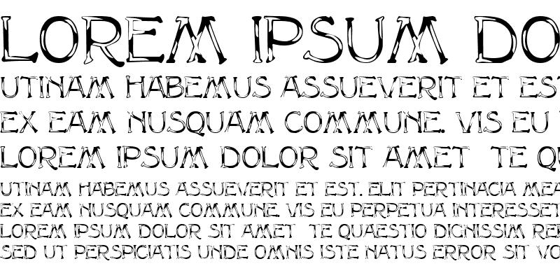Sample of CamoCapsSSK