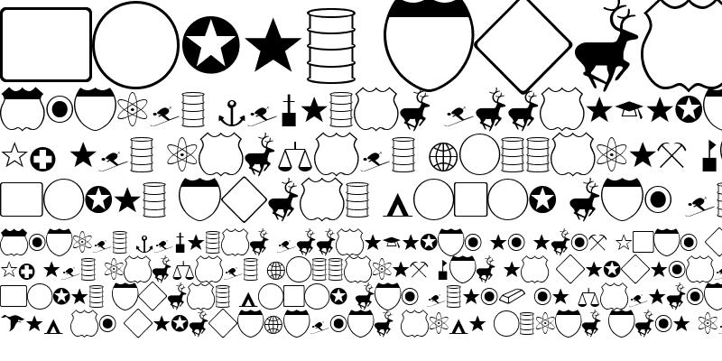 Sample of Cartographer SSi Regular