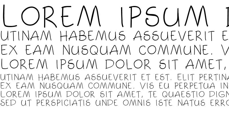 Sample of CartoonArt