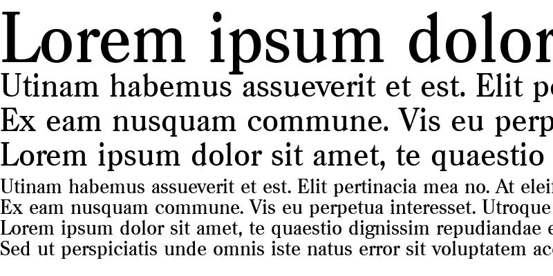 Sample of Casad-Serial-Medium Regular