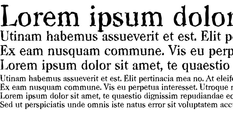 Sample of CasadRandom Medium