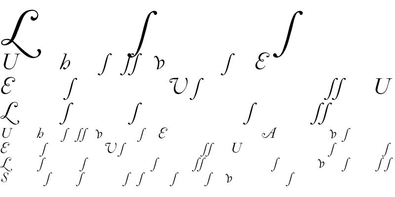 Sample of CaslonQW-Italic