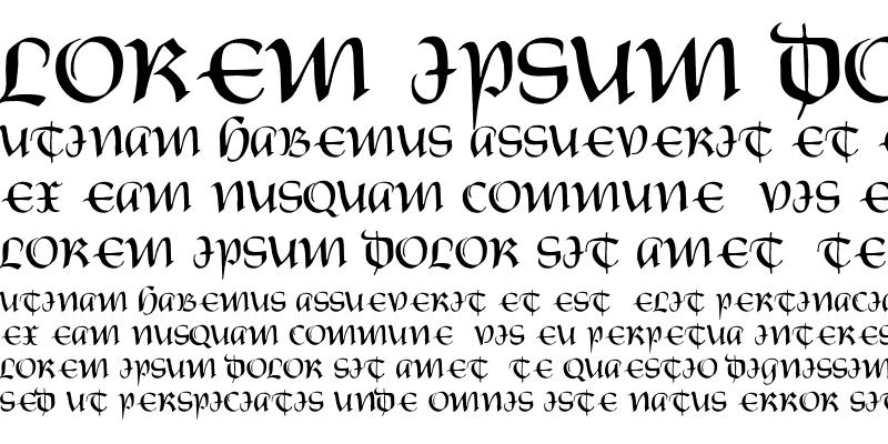 Sample of Castiglione