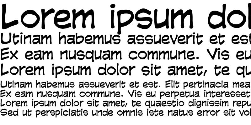 Sample of CCComicrazy Roman
