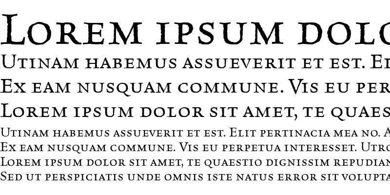 Sample of Celestia Antiqua