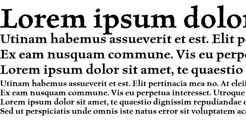 Sample of CelestiaAntiqua-SemiBold