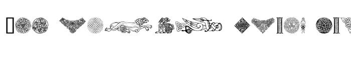 Preview of Celtic Elements II Regular