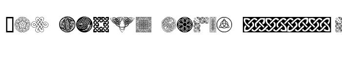 Preview of Celtic Elements IV Regular