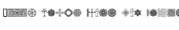 Preview of Celtic Elements V Regular