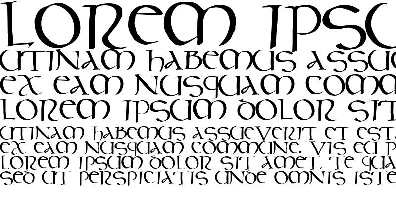 Sample of Celtic
