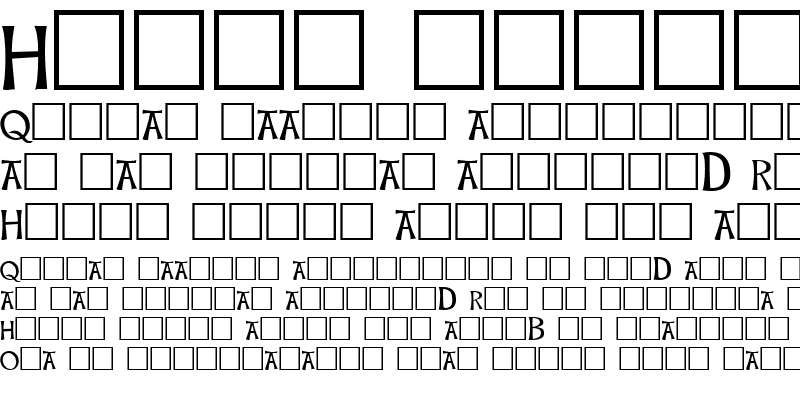 Sample of CelticHand
