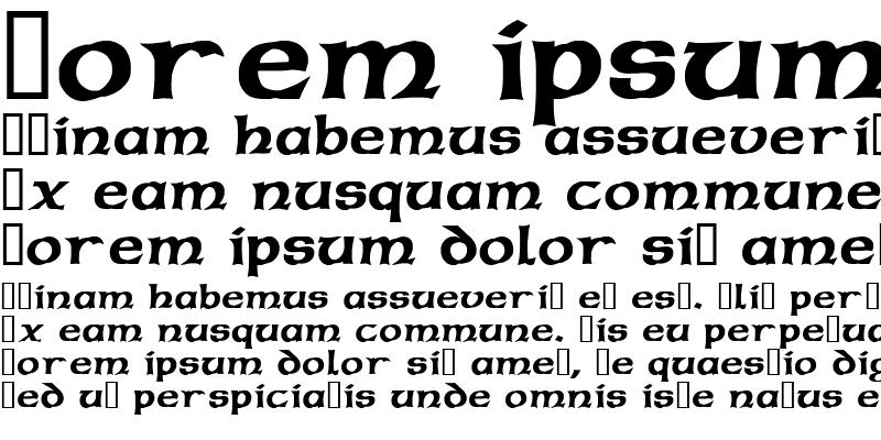 Sample of Celticmd
