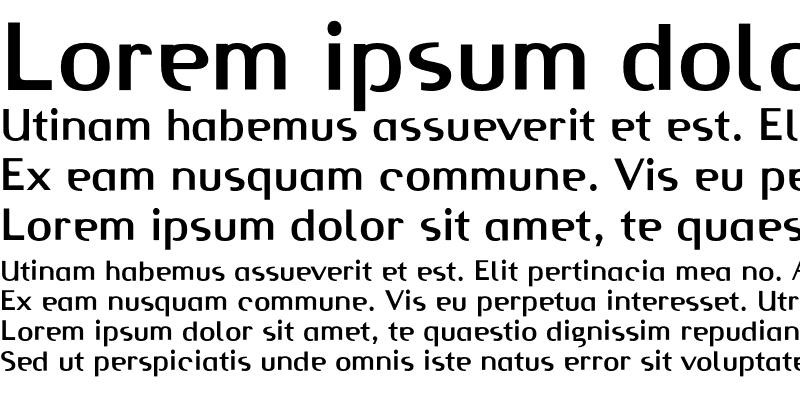 Sample of CensorSans
