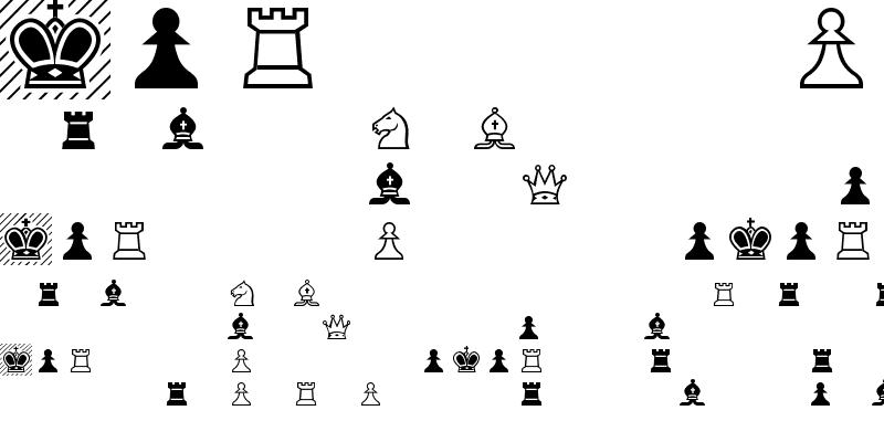 Sample of Chess Alpha