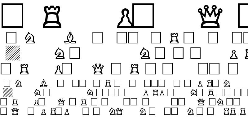 Sample of ChessSSK