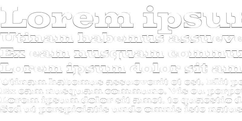 Sample of ChestnutOutline